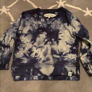 Toddler sovereign code sweatshirt